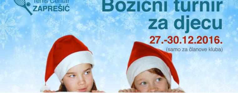 Klupski Božićni turnir za djecu