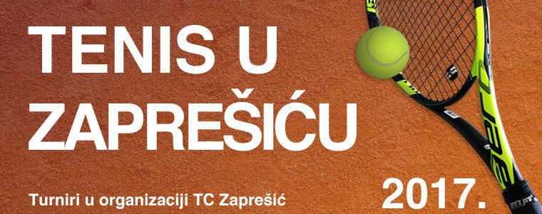 Teniski turniri u organizaciji TC Zaprešić