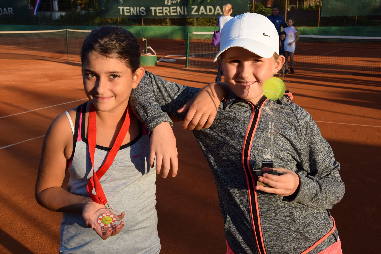Hrvatski masters do 10 g. u Zadru