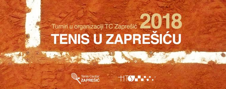 Teniski turniri u organizaciji TC Zaprešić – 2018.