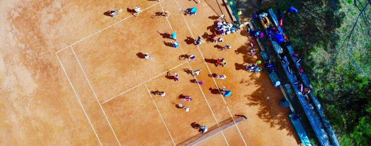 Ljetni teniski kamp u Zatonu 2019
