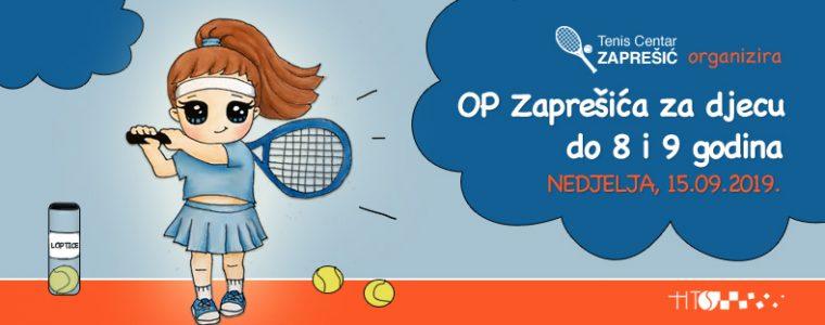 OP Zaprešić – turnir za djecu do 8 i 9 godina