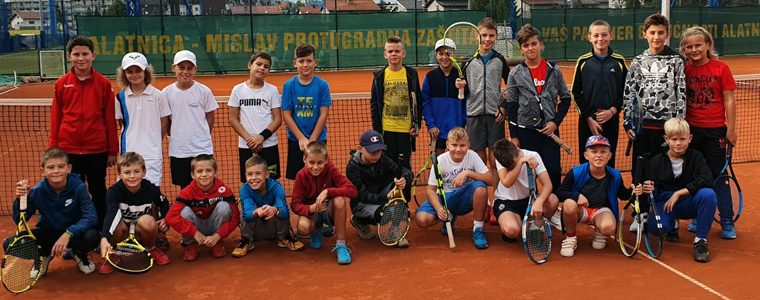U Zaprešiću održan turnir za djecu do 10 godina!